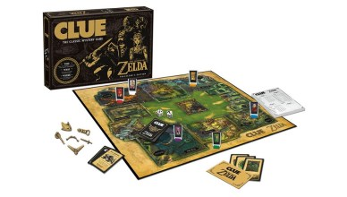 Cluedo The Legend of Zelda