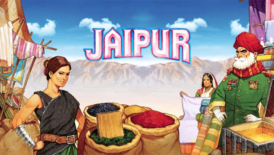 El juego de mesa Jaipur se convierte en juego para móviles