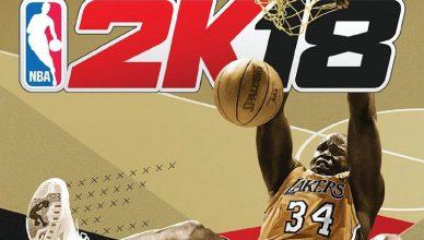 NBA 2K18 Leyenda