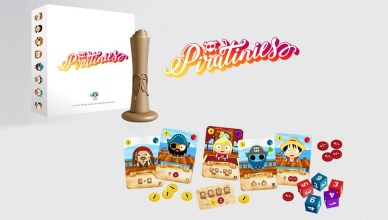 Piratinies juego de mesa