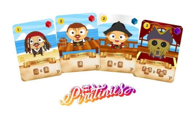 Piratinies juego