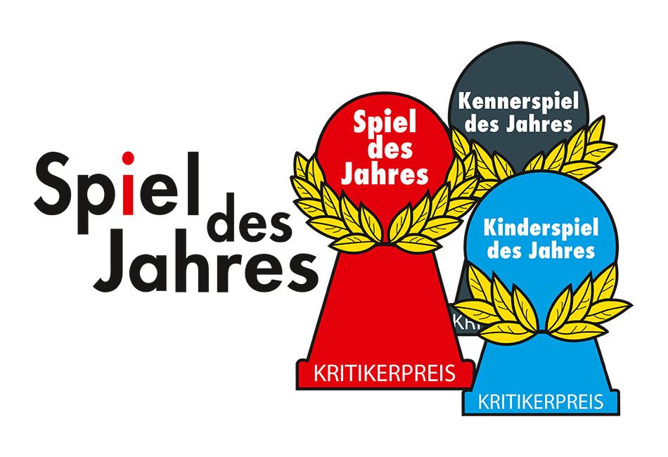 Anunciados los nominados a los Spiel des Jahres 2017