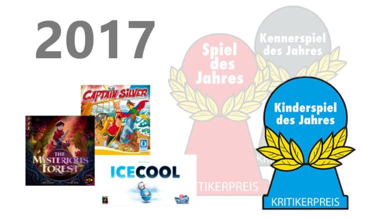 Kinderspiel des Jahres 2017
