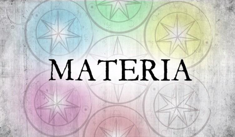 Materia card game