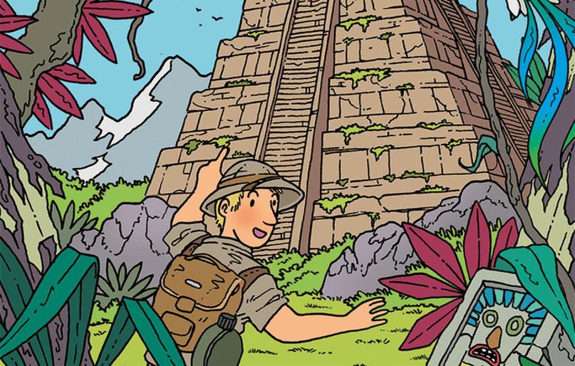 Quetzal: cartas y dados en un nuevo juego de gestión de riesgo