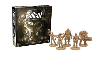 Fallout The Board Game
