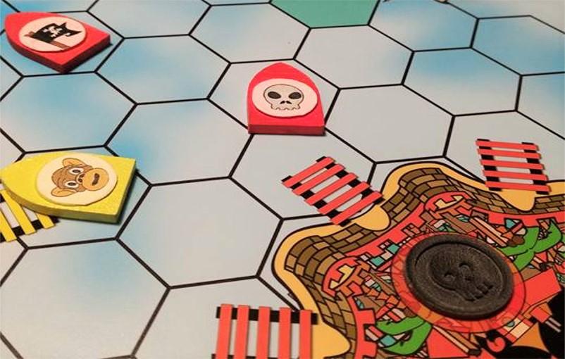 Presentado Sotavento, un nuevo proyecto de juego de mesa