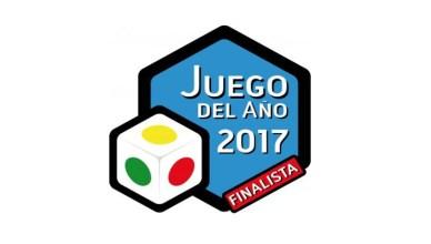 Finalistas juego del año 2017