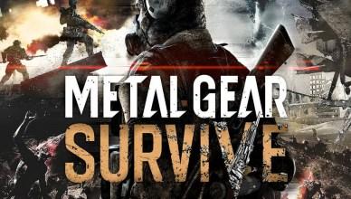 Metal Gear Survive fecha