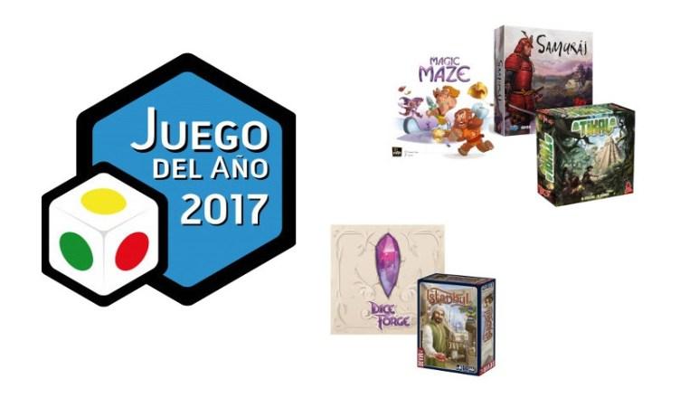 Premio Juego del Año 2017