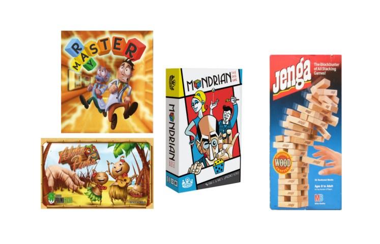 creadoras juegos de mesa