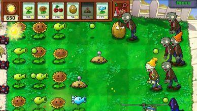 Plantas Contra Zombis gratis