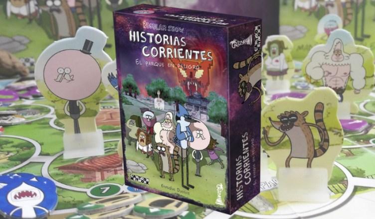 Historias Corrientes El Parque en Peligro
