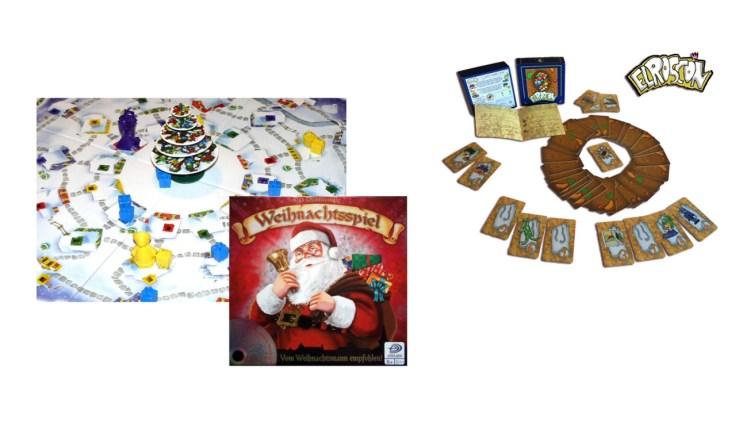 juegos de mesa navideños