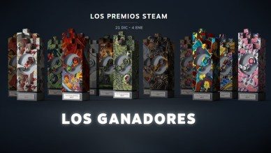 Premios Steam 2017