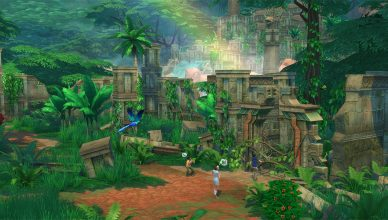 Los Sims 4 Aventura en la Selva