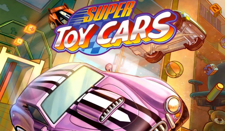 Super Toy Cars Nintendo Switch