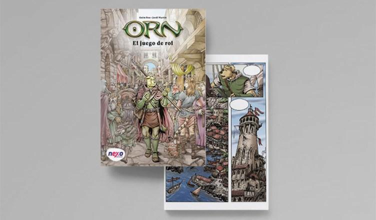 Orn, el juego de rol