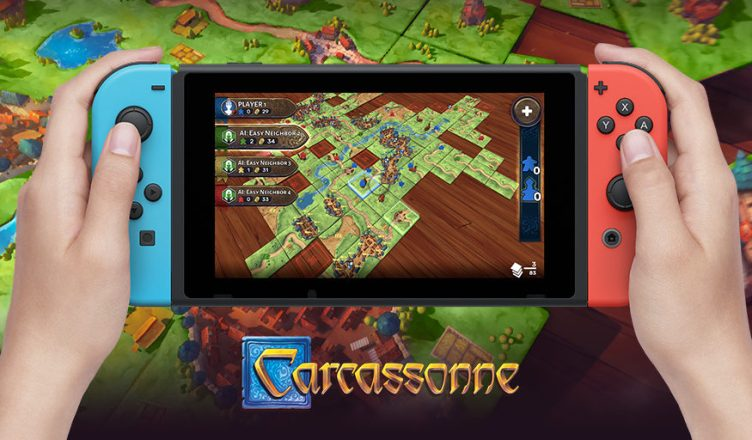 Carcassonne Switch