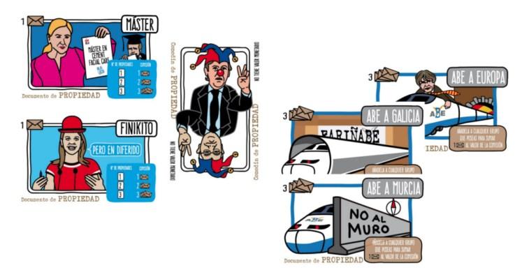 El Tesorero juego de mesa