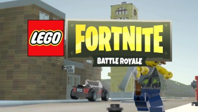 LEGO Fortnite Battle Royale