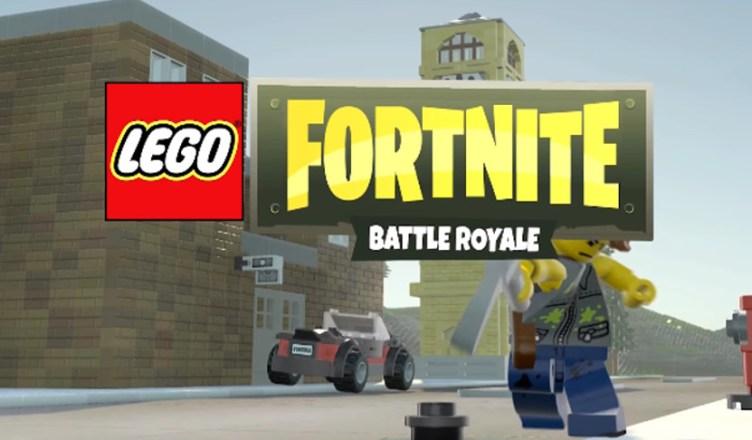 LEGO Fortnite Battle Royale