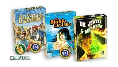 nuevos juegos Mont Taber