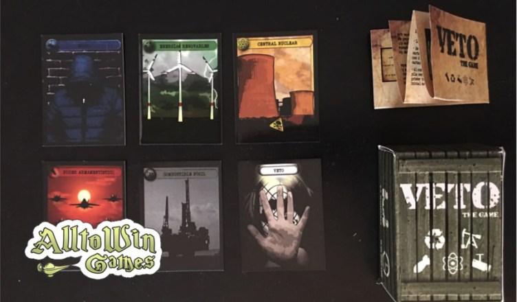 Alltowin Games Presenta Sus Primeros Juegos De Mesa Consola Y Tablero