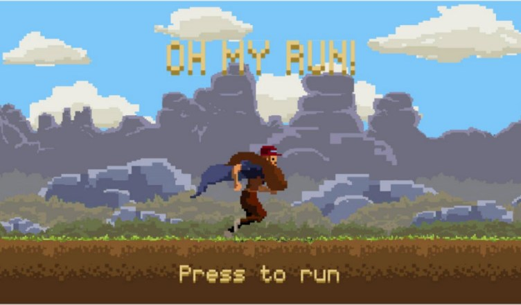 Oh My Run! (Forrest)