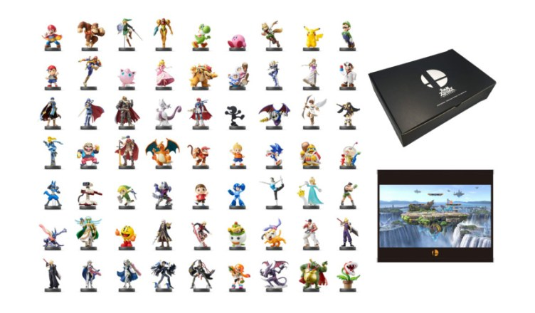 63 amiibo Super Smash Bros. Ultimate
