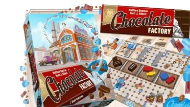 Chocolate Factory juego