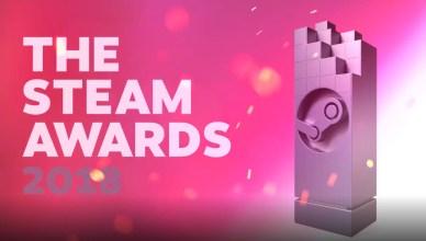 Premios Steam 2018