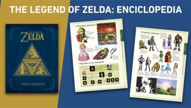 The Legend of Zelda Enciclopedia