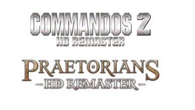 Commandos 2 HD Remaster y Praetorians HD Remaster