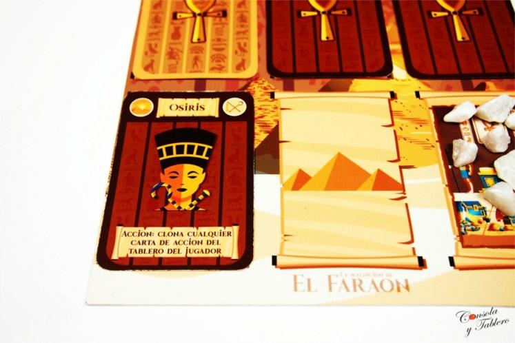 La Maldición del Faraón