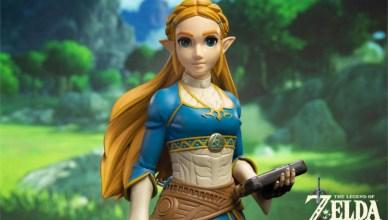 Zelda First 4 Figures
