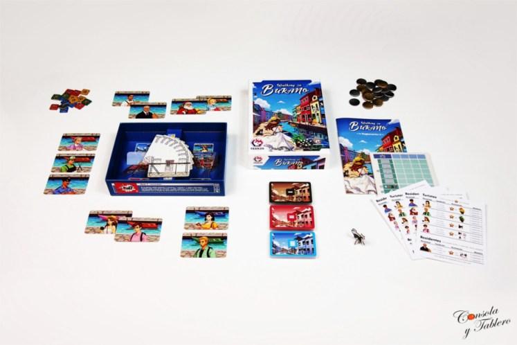 juego de mesa casas colores