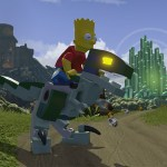 LEGO Dimensions: Screenshots of The Simpsons and Midway Arcade Levels Released