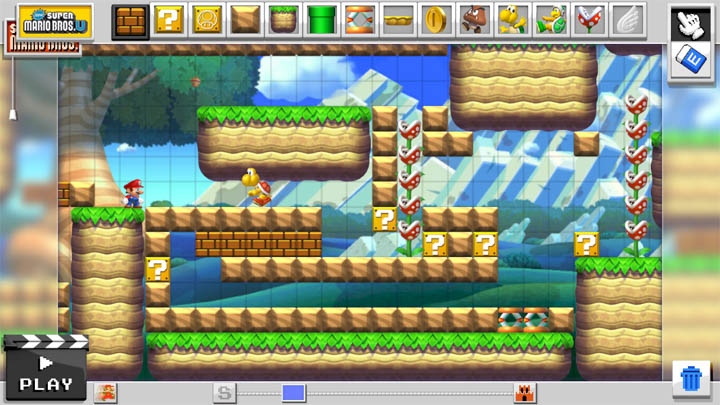 Become the Ultimate Creator with Super Mario Maker for the