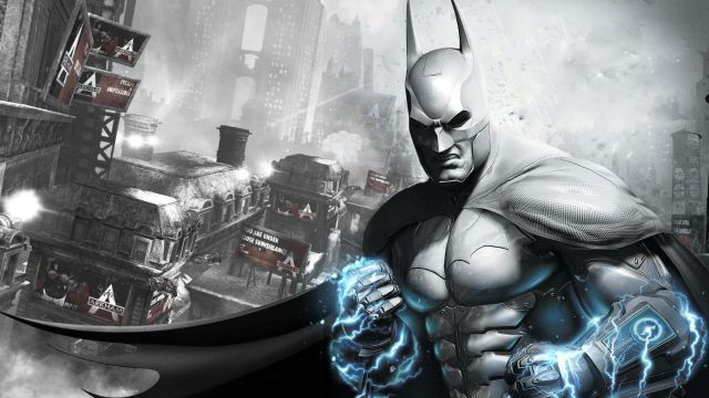 Batman Arkham Header