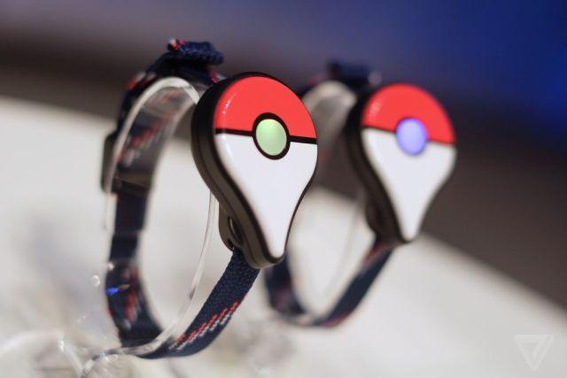 Pokemon Go Plus Header