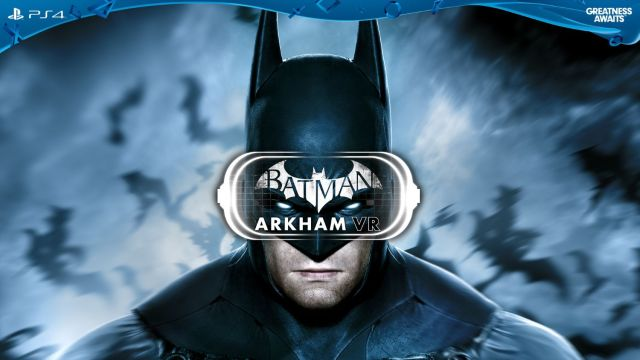 Batman Arkham VR Header