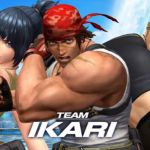 The King Of Fighters XIV Team Ikari Gameplay Trailers