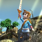Oceanhorn Is Now On PlayStation Vita