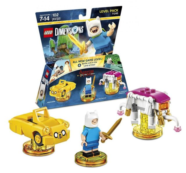 Adventure Time Story Pack