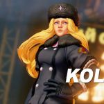 Street Fighter V – Kolin Reveal Trailer