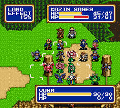 RPG de Mega Drive - Shining Force II 6