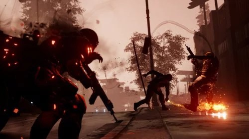 PS4 InFamous Second Son militaire