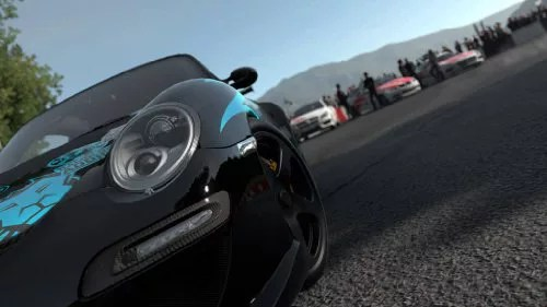 PS4 Driveclub porshe
