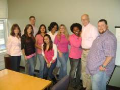 Some of our NY Associates in 2012.